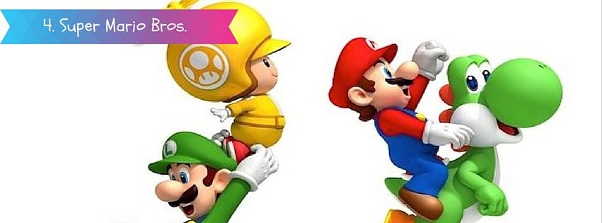 90s video game Mario
