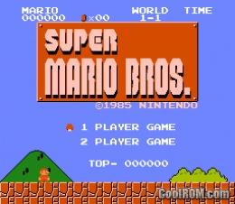 Evolution of Mario NSE