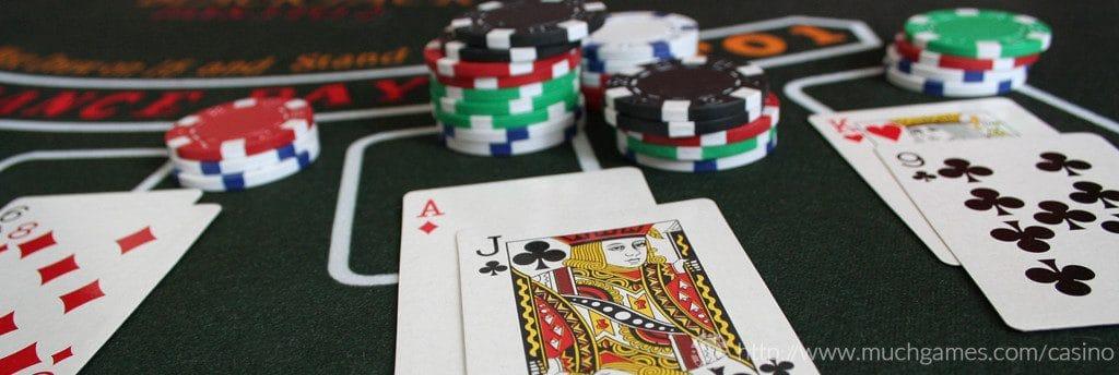 aplicación de Android para contar cartas de blackjack
