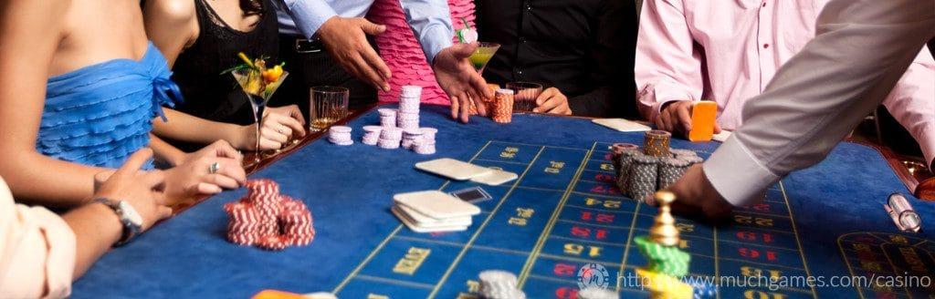 american casino roulette
