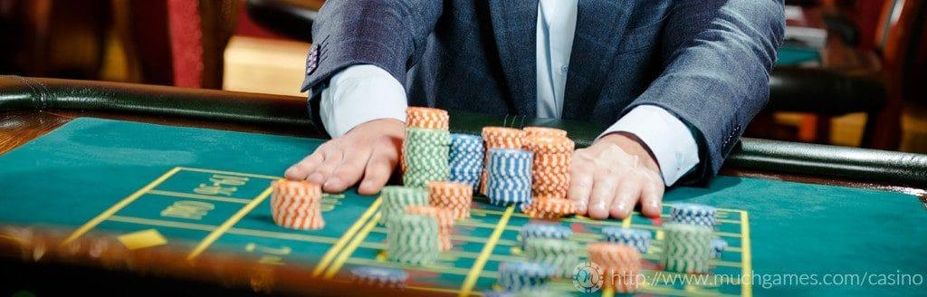 high-limit roulette