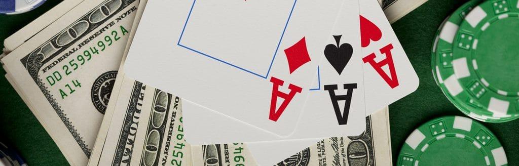 how to play three card poker progressive