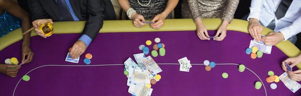 online casino poker tournaments