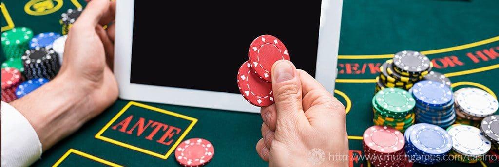 online casinos for iPad
