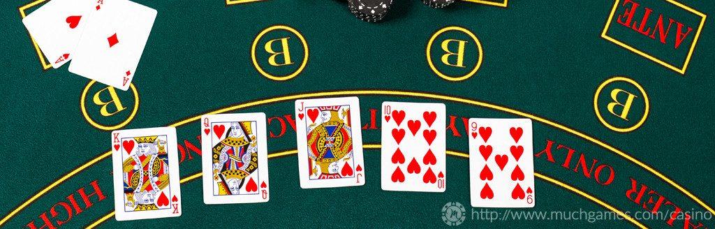 jugar al blackjack por dinero en línea