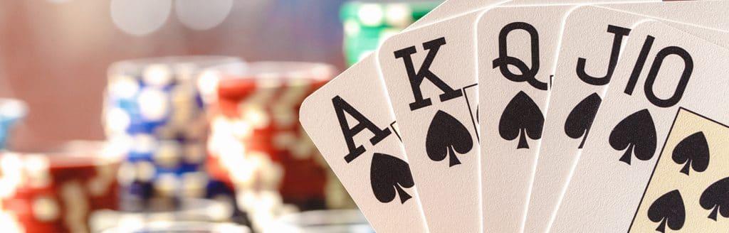 play risk-free poker