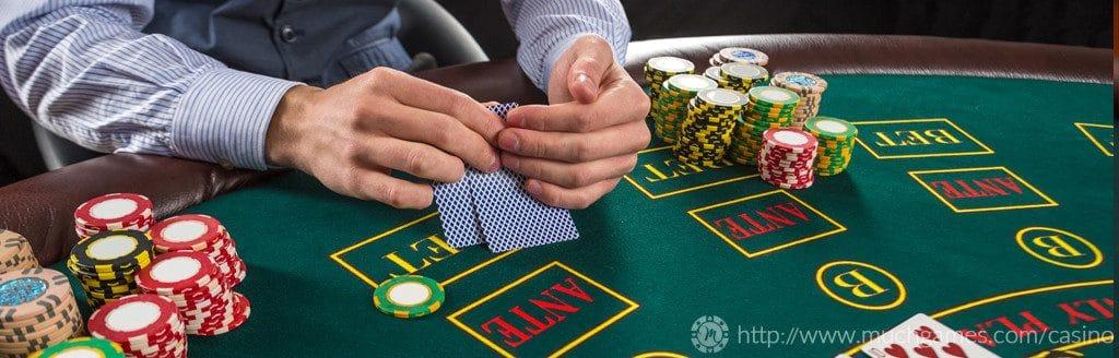 la práctica perfecciona las jugadas de blackjack