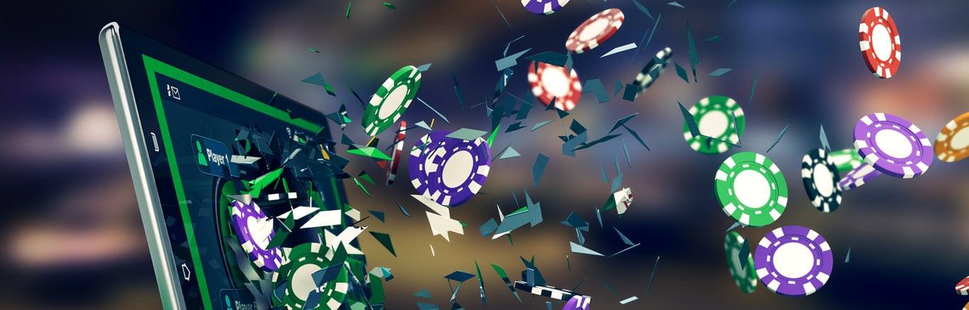 Casino på surfplattan