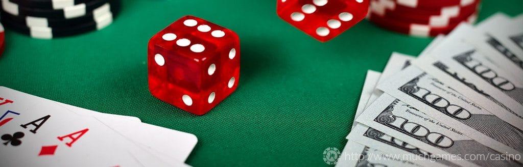 win real money playing casino