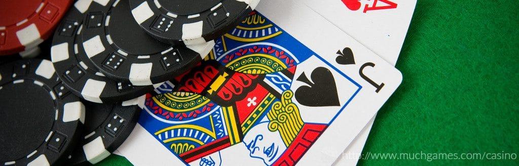 partidas de blackjack sin depósitos