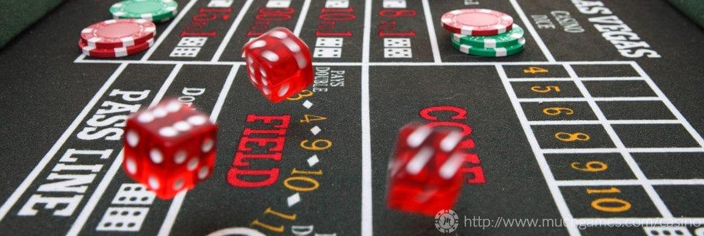 craps tip to win more money