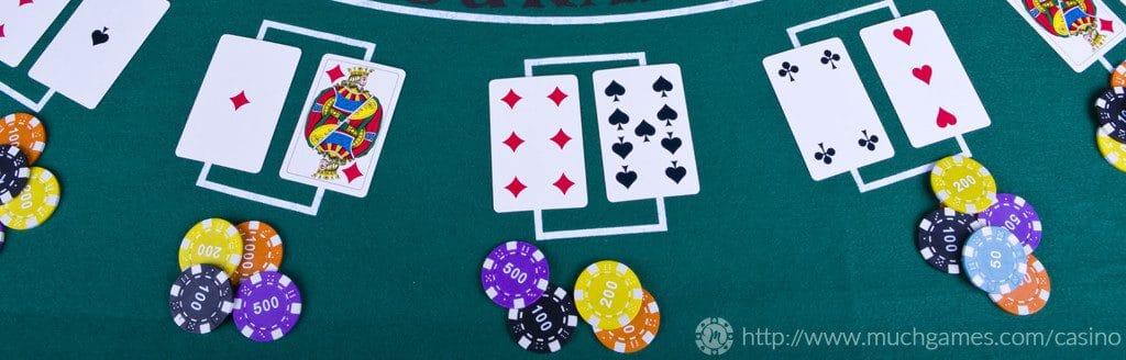 juegos de blackjack en línea gratis