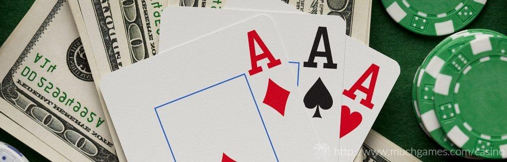 latest gambling technology