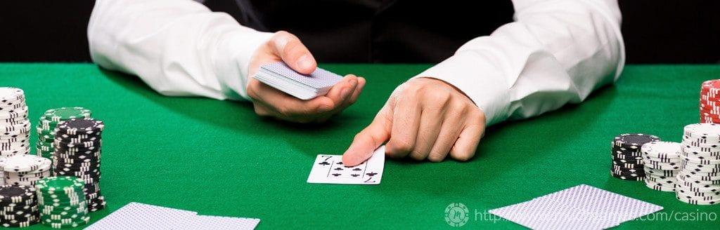 juega al blackjack estilo de Las Vegas en línea