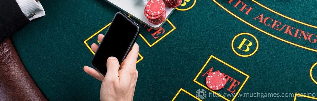 las mejores aplicaciones de blackjack de casino para móviles