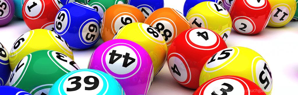 bingo lottery keno terms